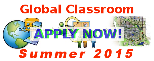2015 Global Classroom - Geodesign