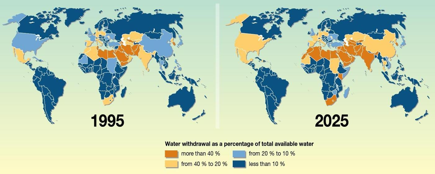 global water crisis Most of the world's water woes can be solved with enough money and political willpower.