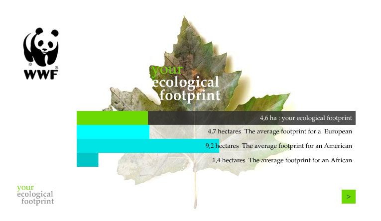 thesis of ecological footprint Analyzing the environmental kuznets curve by using the ecological footprint by nathan richey a thesis submitted to the graduate faculty of auburn university.