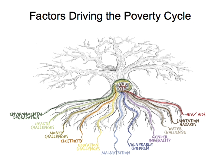 Factors Driving the Poverty Cycle