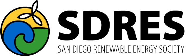 San Diego Renewable Energy Society Logo