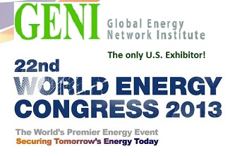 22nd World Energy Congress