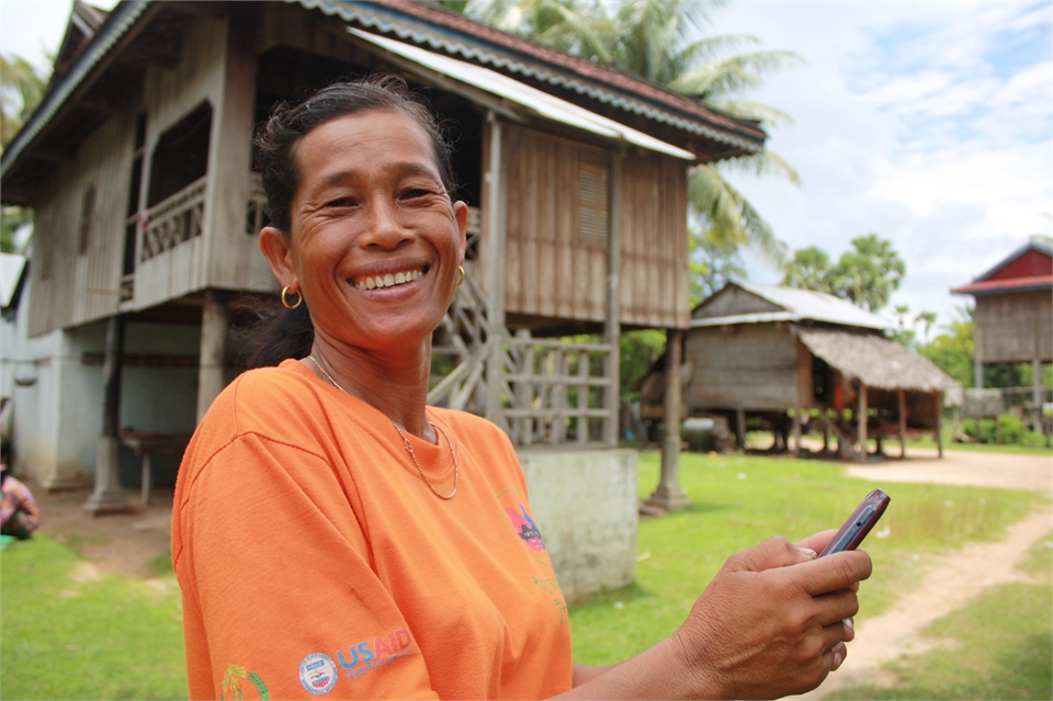 CAMBODIA: Using text messaging as weapon in malaria war