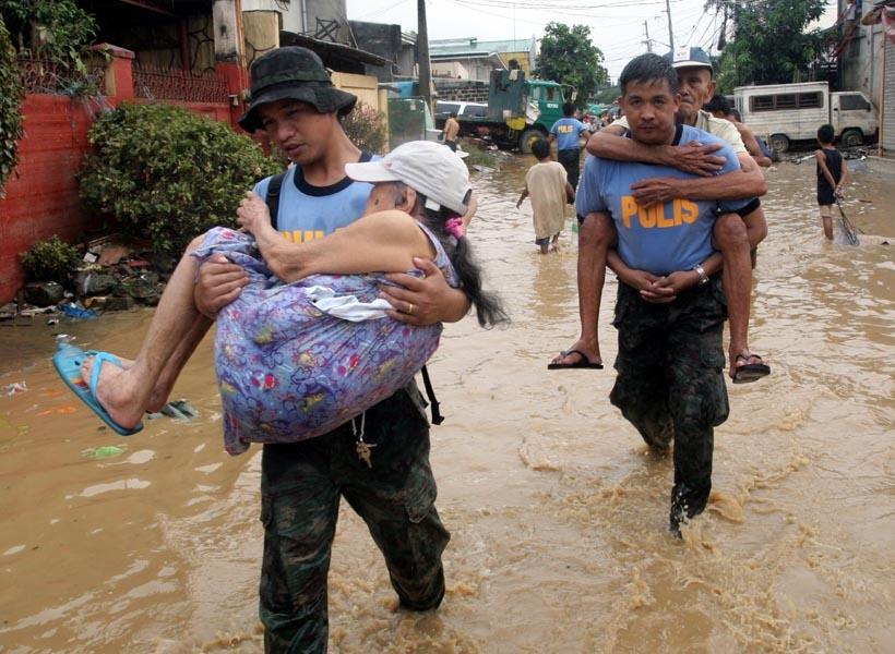 PHILIPPINES: Geo-hazard maps go public