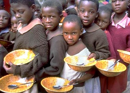 The Difference Between Chronic Hunger and Famine