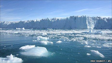 polar ice loss quickens raising seas simcenter www wrsc org